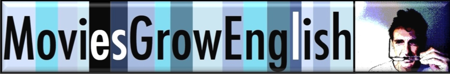 Logo for Featured  ESL Lesson at Movies Grow English