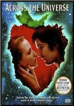 Across the Universe ESL movie-lesson poster