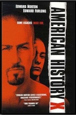 American History X ESL movie-lesson poster