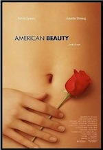 American Beauty ESL movie-lesson poster