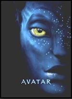 Poster for ESL Lesson for Avatar at Movies Grow English