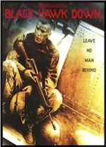 BlackHawk Down ESL movie-lesson poster