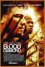 Blood Diamond ESL movie-lesson poster