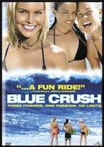 Blue Crush ESL movie-lesson poster