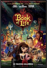 The Book of Life ESL movie-lesson poster