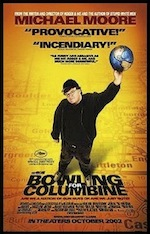 Bowling for Columbine ESL movie-lesson poster