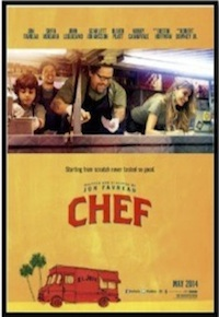 Whole Movie Portal for ESL Lesson of Chef at Movies Grow English