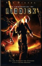 Poster cover for ESL Lesson for Chronicles of Riddick at Movies Grow English