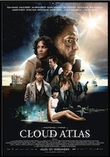 Cloud Atlas poster for ESL whole-movie portal at Movies Grow English