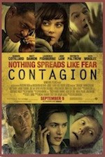 Contagion ESL movie-lesson poster
