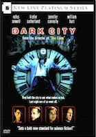 Poster cover for ESL Lesson for Dark City at Movies Grow English