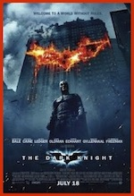 The Dark Knigh, movie ESL lesson poster, at Movies Grow English