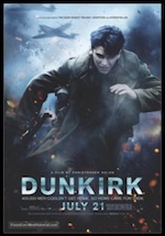 Dunkirk ESL movie-lesson poster