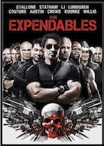 The Expendables, whole-movie ESL lesson poster