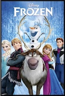 Portal to whole-movie ESL lesson for Disney animation, Frozen. at Movies Grow English