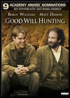 Poster portal for the ESL movie lesson for the film, Good Will Hunting