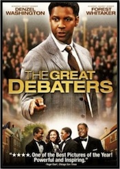 ESL lesson for the whole-movie, The Great Debaters at Movies Grow English