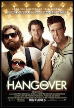The Hangover, whole-movie ESL lesson poster