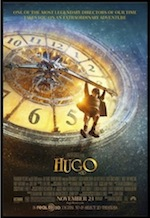 Hugo, whole-movie ESL lesson poster