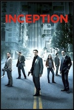 Inception, whole-movie ESL lesson poster