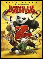 Kung Fu Panda 2, whole-movie ESL lesson poster