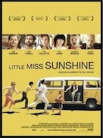 Little Miss Sunshine, whole-movie ESL lesson poster