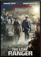 Poster portal for the whole-movie ESL lesson for the film, The Lone Ranger