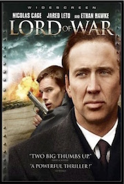 Poster Portal for the whole-movie ESL lesson for the film Lord of War