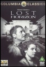 Lost Horizon ESL movie-lesson poster