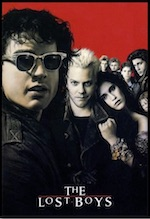 Whole Movie Portal for ESL lesson for The Lost Boys at Movies Grow English
