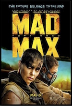 ESL lesson for Mad Max: Fury Road Poster and link to Whole Movie Portal at Movies Grow English