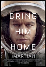 ESL lesson for The Martian, Poster and link to Whole Movie Portal at Movies Grow English