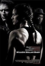 Million Dollar Baby whole-movie ESL lesson poster