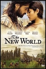 The New World ESL movie-lesson poster