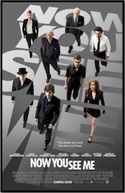 Poster Portal for ESL lesson for Now You See Me at Movies Grow English