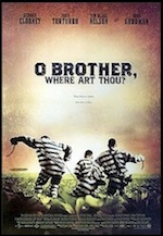 O Brother, Where Art Thou? ESL movie-lesson poster