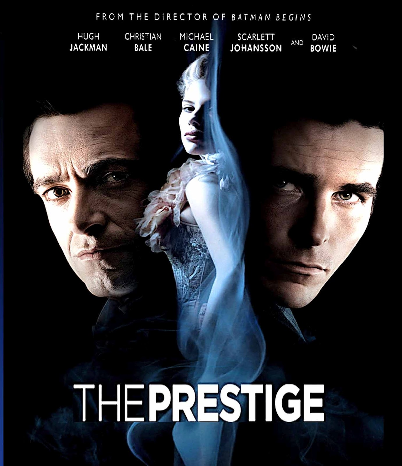 The Prestige whole-movie ESL lesson poster