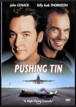 Pushing Tin ESL movie-lesson poster