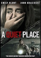 A Quiet Place ESL movie-lesson poster