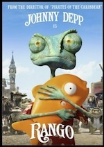Rango, whole-movie ESL lesson poster