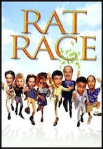 Rat Race ESL movie-lesson poster