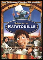 Ratatouille poster on Movies Grow English home page leading to whole-movie portal and ESL lesson