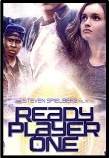 Ready Player One ESL movie-lesson poster