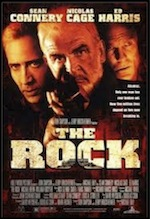 The Rock, whole-movie ESL lesson poster