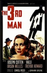 The 3rd Man, whole-movie ESL lesson poster