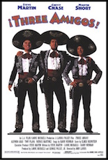 ESL Lesson portal for ¡Three Amigos! whole-movie lesson at Movies Grow English
