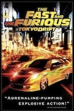 The Fast and the Furious: Tokyo Drift, whole-movie ESL lesson poster