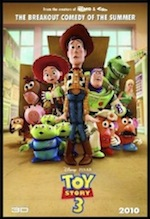 Toy Story 3 ESL movie-lesson poster