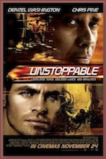 Unstoppable, whole-movie ESL lesson poster