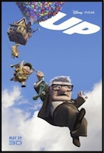 Up, whole-movie ESL lesson poster